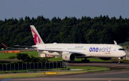 T.Kenさんが、成田国際空港で撮影したカタール航空 A350-1041の航空フォト(飛行機 写真・画像)