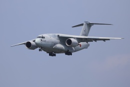 aki241012さんが、福岡空港で撮影した航空自衛隊 C-2の航空フォト(飛行機 写真・画像)