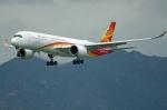 Souma2005さんが、香港国際空港で撮影した香港航空 A350-941の航空フォト(飛行機 写真・画像)