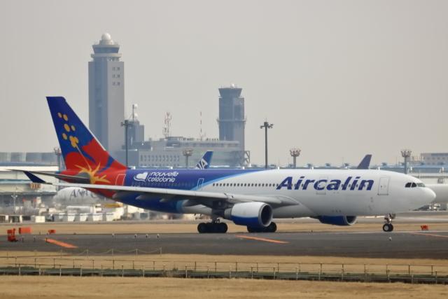 NANASE UNITED®さんが、成田国際空港で撮影したエアカラン A330-202の航空フォト(飛行機 写真・画像)