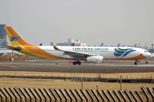 NANASE UNITED®さんが、成田国際空港で撮影したセブパシフィック航空 A330-343Xの航空フォト(飛行機 写真・画像)