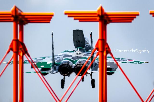 Kenny600mmさんが、小松空港で撮影した航空自衛隊 F-15DJ Eagleの航空フォト(飛行機 写真・画像)