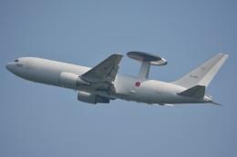デルタおA330さんが、浜松基地で撮影した航空自衛隊 E-767 (767-27C/ER)の航空フォト(飛行機 写真・画像)