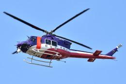 Tango-4さんが、岐阜基地で撮影した岐阜県防災航空隊 412EPの航空フォト(飛行機 写真・画像)