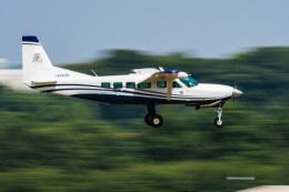 NCT310さんが、調布飛行場で撮影した共立航空撮影 208 Caravan Iの航空フォト(飛行機 写真・画像)