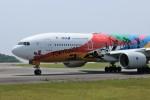 ヒロジーさんが、広島空港で撮影した全日空 777-281/ERの航空フォト(飛行機 写真・画像)