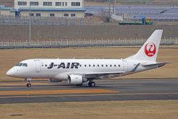 ちゃぽんさんが、仙台空港で撮影したジェイ・エア ERJ-170-100 (ERJ-170STD)の航空フォト(飛行機 写真・画像)