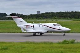 falconさんが、秋田空港で撮影した朝日航洋 HA-420の航空フォト(飛行機 写真・画像)