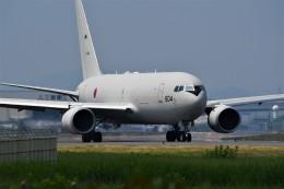 kiheiさんが、名古屋飛行場で撮影した航空自衛隊 767-2FK/ERの航空フォト(飛行機 写真・画像)