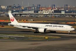 ばっきーさんが、羽田空港で撮影した日本航空 777-346/ERの航空フォト(飛行機 写真・画像)