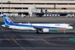 ばっきーさんが、羽田空港で撮影した全日空 A321-272Nの航空フォト(飛行機 写真・画像)