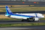 ばっきーさんが、羽田空港で撮影した全日空 A320-271Nの航空フォト(飛行機 写真・画像)
