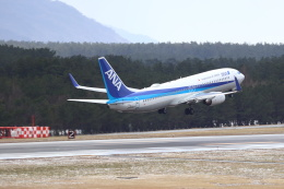 kenzy201さんが、庄内空港で撮影した全日空 737-881の航空フォト(飛行機 写真・画像)
