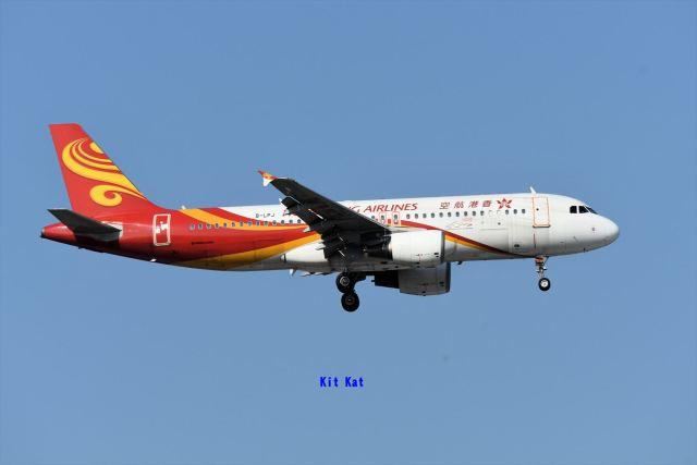 キットカットさんが、成田国際空港で撮影した香港航空 A320-214の航空フォト(飛行機 写真・画像)
