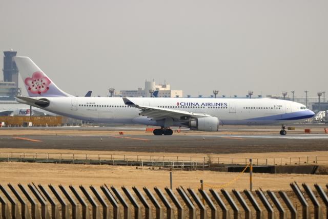 NANASE UNITED®さんが、成田国際空港で撮影したチャイナエアライン A330-302の航空フォト(飛行機 写真・画像)