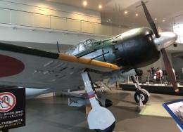Smyth Newmanさんが、大和ミュージアムで撮影した日本海軍 Zero 62/A6M7の航空フォト(飛行機 写真・画像)