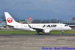れんしさんが、福岡空港で撮影したジェイ・エア ERJ-170-100 (ERJ-170STD)の航空フォト(飛行機 写真・画像)