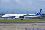 れんしさんが、福岡空港で撮影した全日空 787-9の航空フォト(飛行機 写真・画像)