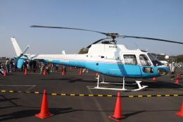kahluamilkさんが、調布飛行場で撮影した東邦航空 AS350B Ecureuilの航空フォト(飛行機 写真・画像)