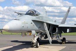 Echo-Kiloさんが、カウハバ飛行場で撮影したフィンランド空軍 F/A-18C Hornetの航空フォト(飛行機 写真・画像)