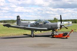 Echo-Kiloさんが、カウハバ飛行場で撮影したフィンランド空軍 L-90 TP Redigoの航空フォト(飛行機 写真・画像)