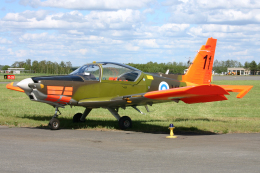 Echo-Kiloさんが、カウハバ飛行場で撮影したフィンランド空軍 L-70 Vinkaの航空フォト(飛行機 写真・画像)