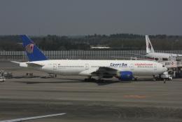 kahluamilkさんが、成田国際空港で撮影したエジプト航空 777-266/ERの航空フォト(飛行機 写真・画像)