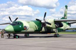 Echo-Kiloさんが、カウハバ飛行場で撮影したポーランド空軍 An-26の航空フォト(飛行機 写真・画像)