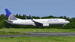 パンダさんが、成田国際空港で撮影したユナイテッド航空 737-824の航空フォト(飛行機 写真・画像)