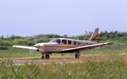 LEVEL789さんが、岡南飛行場で撮影した日本個人所有 PA-32R-301T Turbo Saratoga SPの航空フォト(飛行機 写真・画像)