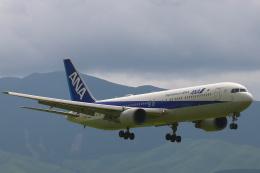 Zakiyamaさんが、熊本空港で撮影した全日空 767-381/ERの航空フォト(飛行機 写真・画像)