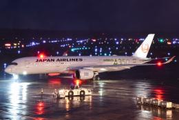 Masaki_747さんが、新千歳空港で撮影した日本航空 A350-941の航空フォト(飛行機 写真・画像)