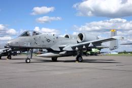 Echo-Kiloさんが、カウハバ飛行場で撮影したアメリカ空軍 A-10C Thunderbolt IIの航空フォト(飛行機 写真・画像)