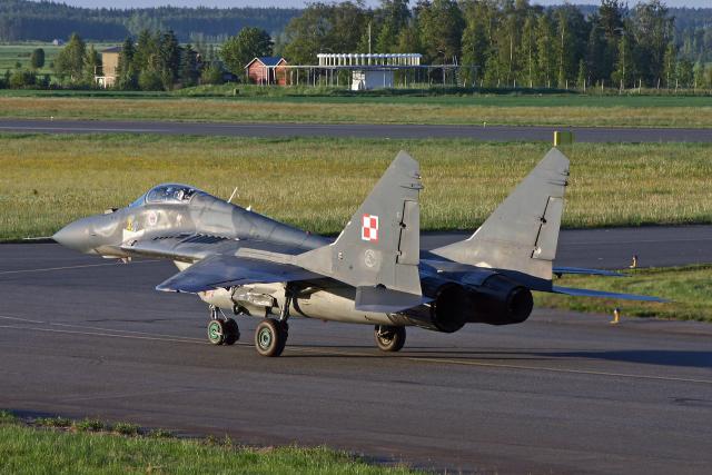 カウハバ飛行場 - Kauhava Airfield [KAU/EFKA]で撮影されたカウハバ飛行場 - Kauhava Airfield [KAU/EFKA]の航空機写真