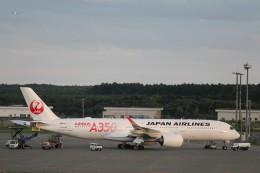 inyoさんが、新千歳空港で撮影した日本航空 A350-941の航空フォト(飛行機 写真・画像)