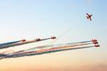 Echo-Kiloさんが、カウハバ飛行場で撮影したイギリス空軍 BAe Hawk T1の航空フォト(飛行機 写真・画像)