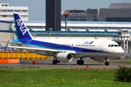 Hiro-hiroさんが、成田国際空港で撮影した全日空 A320-214の航空フォト(飛行機 写真・画像)