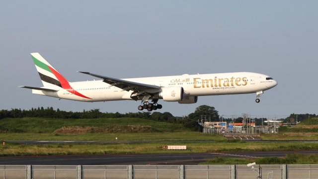 raichanさんが、成田国際空港で撮影したエミレーツ航空 777-36N/ERの航空フォト(飛行機 写真・画像)