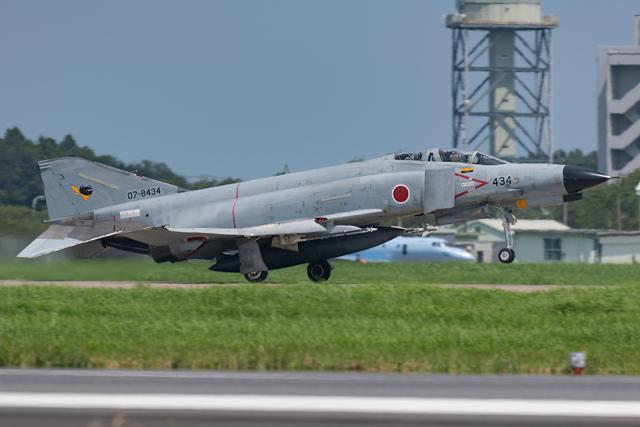 Tomo-Papaさんが、茨城空港で撮影した航空自衛隊 F-4EJ Kai Phantom IIの航空フォト(飛行機 写真・画像)