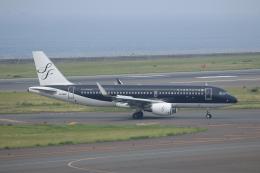 ☆ゆっきー☆さんが、中部国際空港で撮影したスターフライヤー A320-214の航空フォト(飛行機 写真・画像)