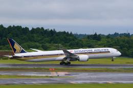 inyoさんが、成田国際空港で撮影したシンガポール航空 787-10の航空フォト(飛行機 写真・画像)