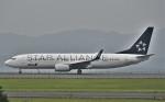 鉄バスさんが、広島空港で撮影した全日空 737-881の航空フォト(飛行機 写真・画像)