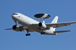 スカルショットさんが、浜松基地で撮影した航空自衛隊 E-767 (767-27C/ER)の航空フォト(飛行機 写真・画像)