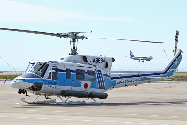 スカルショットさんが、中部国際空港で撮影した海上保安庁 212の航空フォト(飛行機 写真・画像)