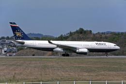 Gambardierさんが、岡山空港で撮影したヴォラーレ航空 A330-202の航空フォト(飛行機 写真・画像)