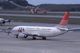 kumagorouさんが、那覇空港で撮影した日本トランスオーシャン航空 737-429の航空フォト(飛行機 写真・画像)