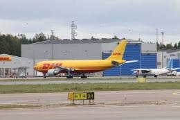 kahluamilkさんが、ヘルシンキ空港で撮影したEAT ライプツィヒ A300B4-622R(F)の航空フォト(飛行機 写真・画像)