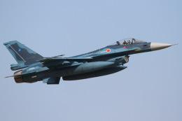 空飛ぶ河豚さんが、茨城空港で撮影した航空自衛隊 F-2Aの航空フォト(飛行機 写真・画像)