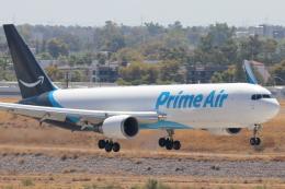 キャスバルさんが、フェニックス・スカイハーバー国際空港で撮影したアマゾン・プライム・エア 767-323/ER(BDSF)の航空フォト(飛行機 写真・画像)