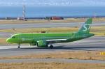 kix-booby2さんが、関西国際空港で撮影したS7航空 A320-271Nの航空フォト(飛行機 写真・画像)